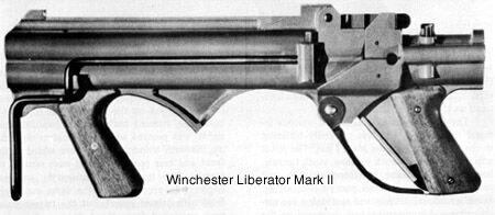 Winchester Liberator Mark II 16 gauge