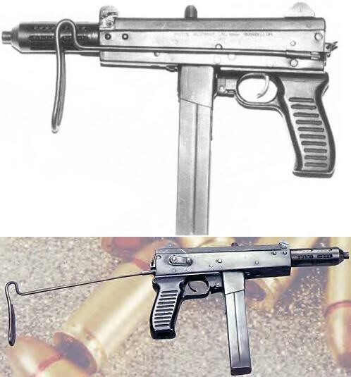 ROMARM Model 96
