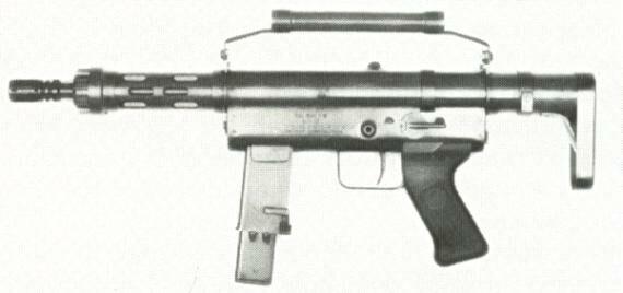 SACO Defence Model 683