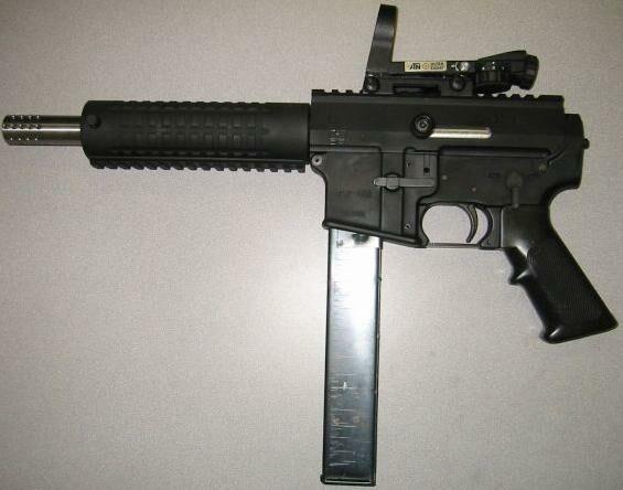 DLASK ARMS CORPORATION DAP-601 pistol