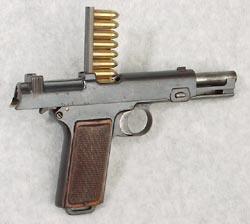 Steyr-Hahn Pistol 9mm