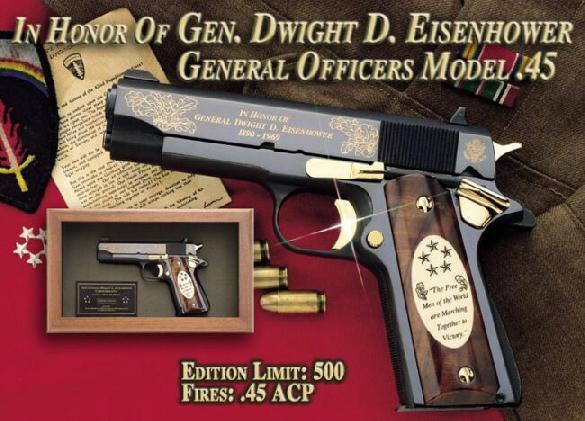 General Officers Model M15