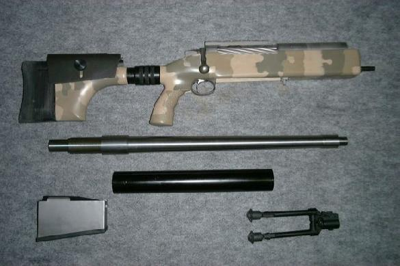 ARMS-TECH TTR-50 Tactical Takedown Sniper Rifle