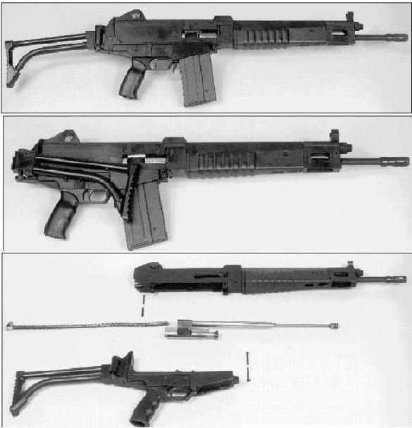 SOCIMI Weapons System