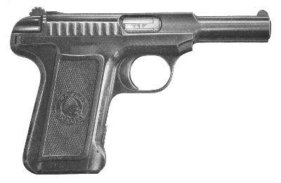 Savage Pocket Model in .32 ACP