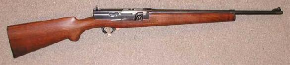 .300 Savage Hand-made Remington Prototype Rifle