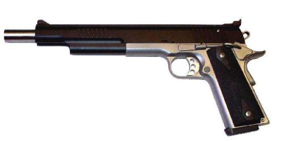 Excel Idustries Accelerator Pistol