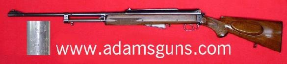 Czech Holek 8x57mm Rifle, ca. 1941