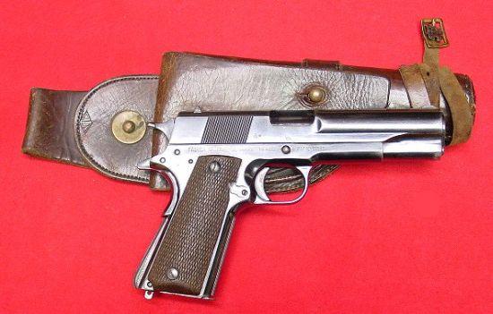 Mexican Obregon .45 Pistol
