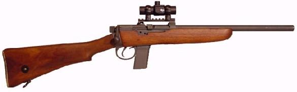 DeLisle Sporter Carbine
