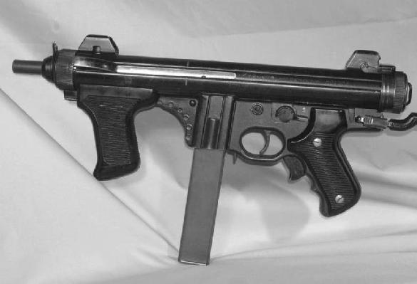 Beretta modèle 12Sd