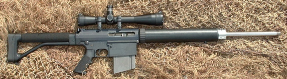 Cobb MCR Multi Caliber Rifle