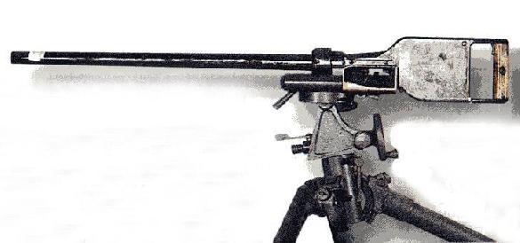 MGD Machine Gun French 1946-47
