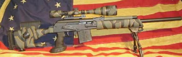 .308 Saiga imported to U.S. by EAA, manufactured by Izhmash