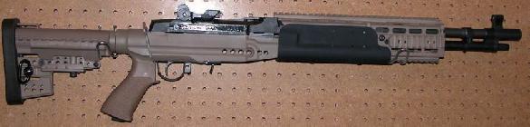 Springfield M1A Socom16 M4 CQB