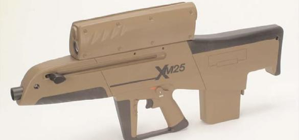 ATK Alliant Tech-Systems Corporation XM-25 Air-Burst Assault Weapon