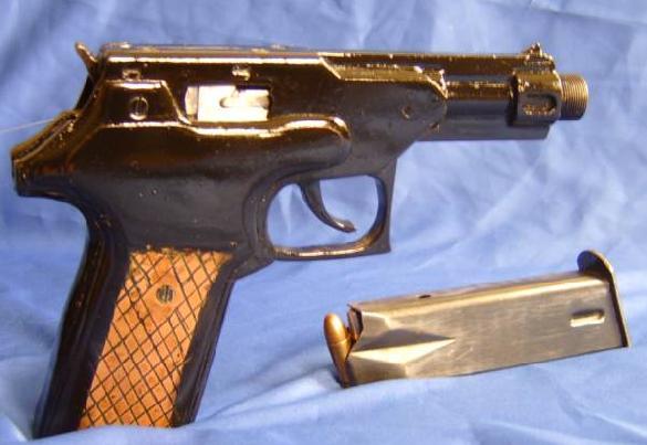 Bravo 5 pistol