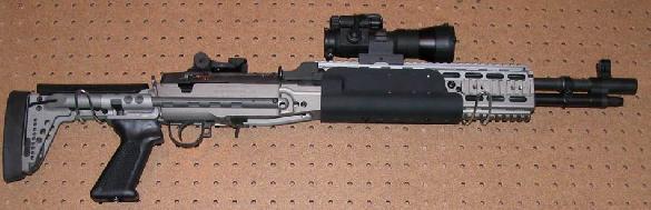 Springfield Armory M1A Socom16 Tactical