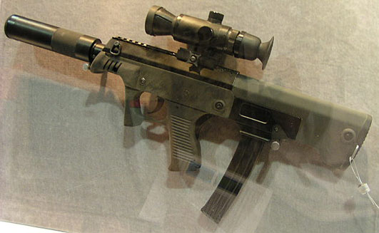 JS 9mm 1st Type SMG