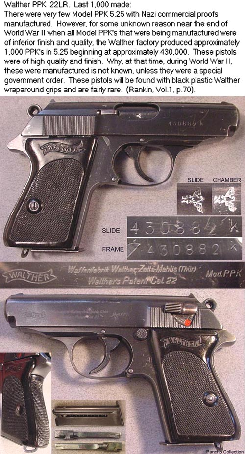 Walther PPK .22LR