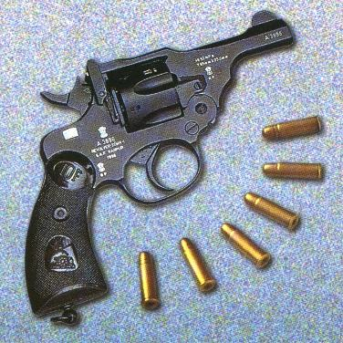Indian 32-caliber IOR-Mk1 revolver