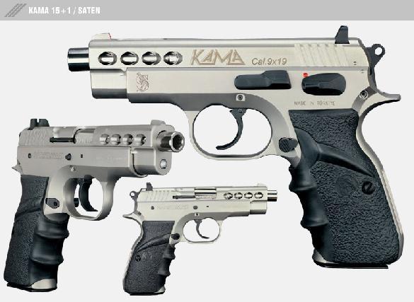 KAMA 15+1 SATEN