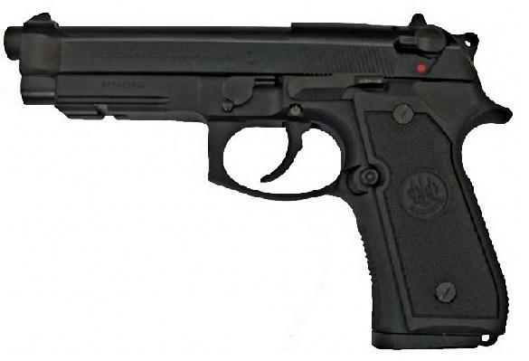 Beretta M9-A1