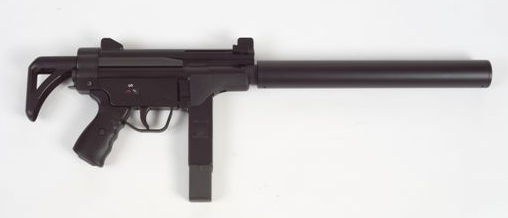 Lusa A2 semi-automatic carbine