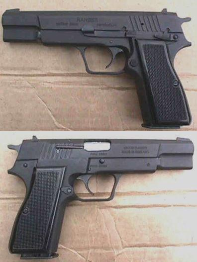 IMPERIAL DEFENCE SERVICES Ltd. 9x19mm Ranger-HP