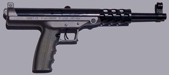 Goncz GA-9 High Tech pistol