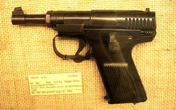 Carl Gustaf GF Pistol