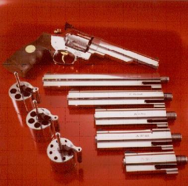 JTL Revolver (Janz Prazisionstechnik GmbH)