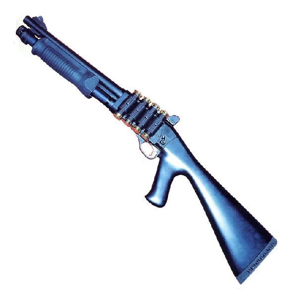 Poseidon Semi-Auto Shotgun