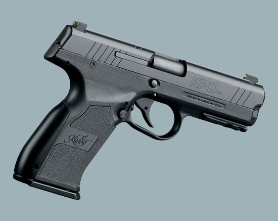 Kimber KDP (Kimber Pro Defense) .40 pistol