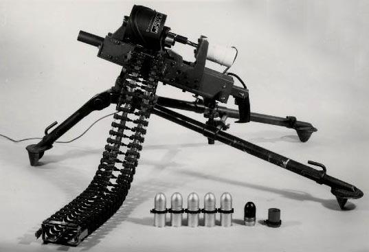 U.S. GRENADE LAUNCHER M75 40mm