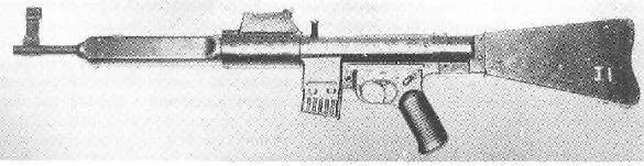 GERMAN ASSAULT RIFLE GERAT O6 NO. 2