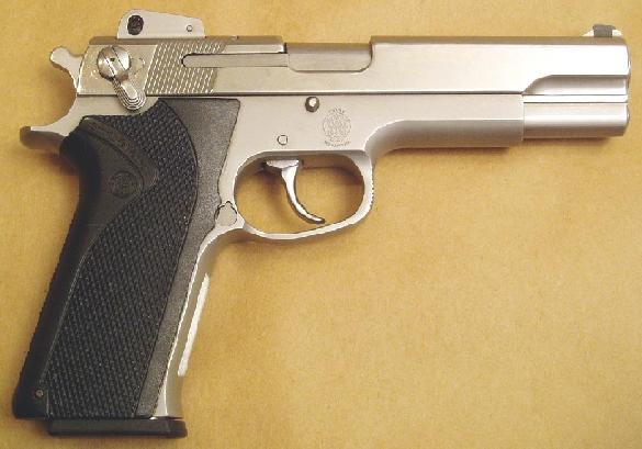 Smith and Wesson, Model 1006
