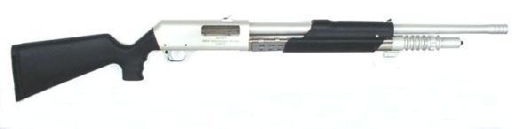 Saxonia Semi-Pump Shotgun
