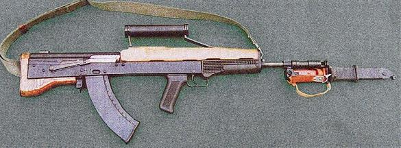 Polish 7.62mm Karabinek wz 1997