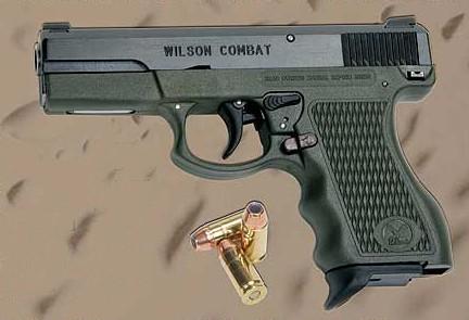 Wilson Combat ADP 9mm pistol