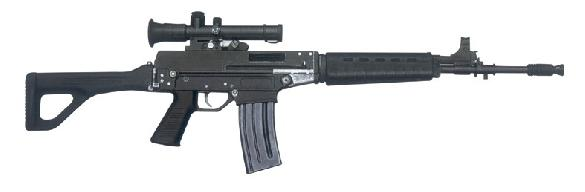 NORINCO Type 03 assault rifle in 5.56x45mm-NATO