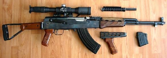Tricked out SKS