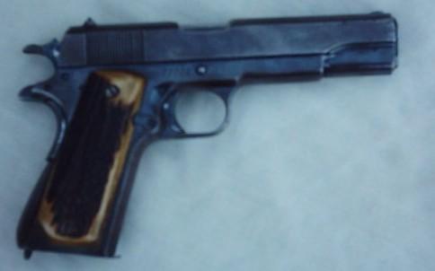 Sistema Colt Modelo 1927