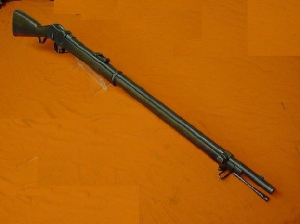 LSA 450-577 MK3 SHORT LEVER MARTINI HENRY-1