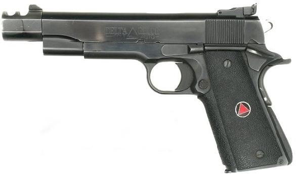 Colt Government Model Delta Elite pistol cal 10mm