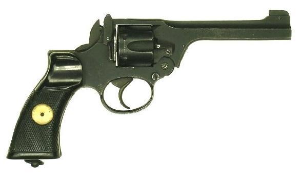 British Enfield No 2 Mk1star revolver cal .38 S&W