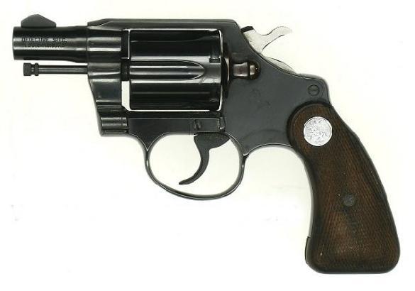Colt Detective Special revolver cal .38 Special