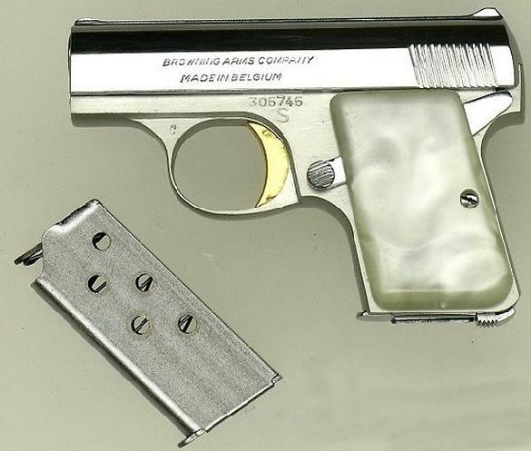 Browning Baby Pocket Pistol cal .25 ACP