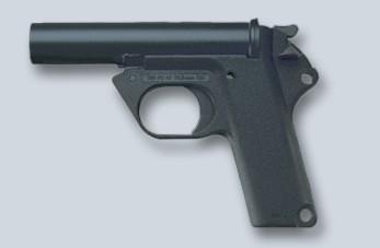 H&K P2A1 flare pistol