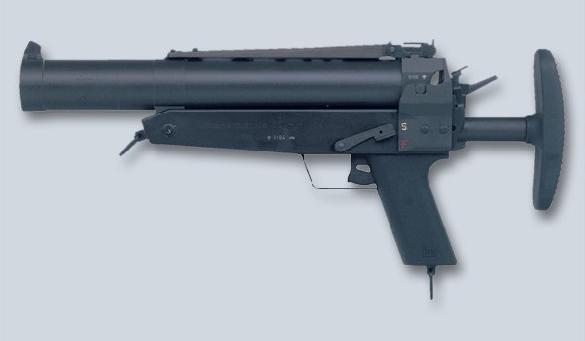 H&K 69A1 grenade launcher